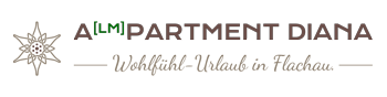 A[LM]PARTMENT DIANA Flachau Logo